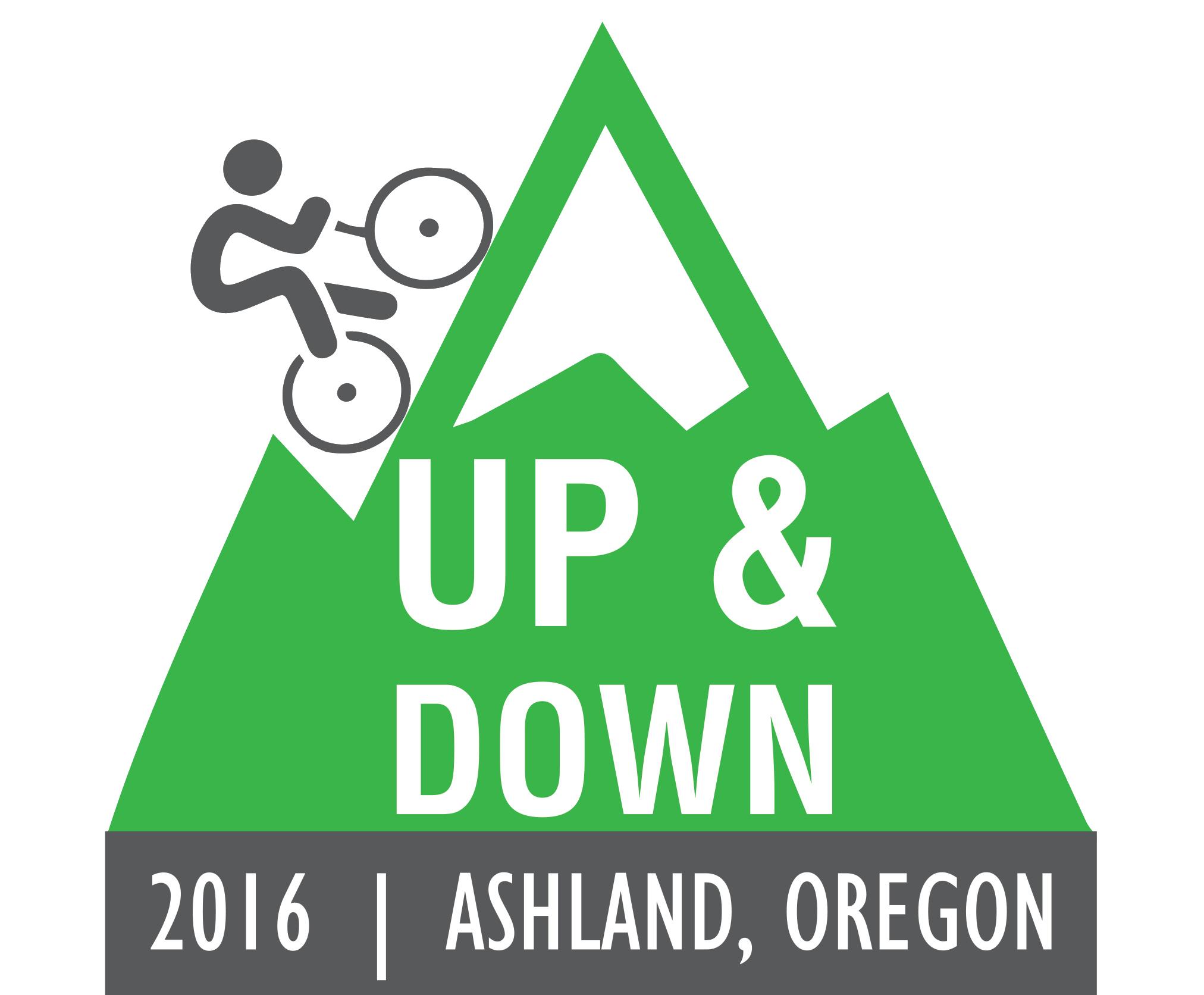 Up & Down Bike Event in Ashland, Oregon