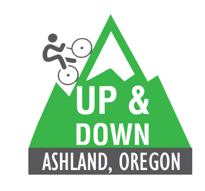 Up & Down Bike Event in Ashland, Oregon